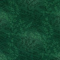 "108"" Wide Backing, Tonal Vine, Emerald, SKU 47603-605"