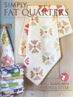 Simply Fat Quarters by It's Sew Emma