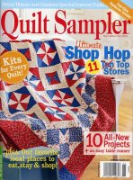 Quilt Sampler - Ultimate Shop Hop 2011