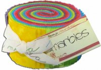 Marble Jelly Roll by Moda, Citrus, SKU 9880JR 13