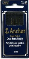 Anchor Cross Stitch Needles
