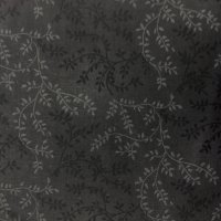 "108"" Wide Backing, Tonal Vine, Black, SKU 47603-805"
