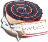 Marble Jelly Roll by Moda, Warm, SKU 9880JR 14
