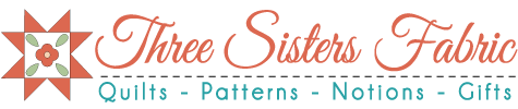 Three Sisters Fabric - Cotton Quilting Fabric - Digital Quilting Patterns